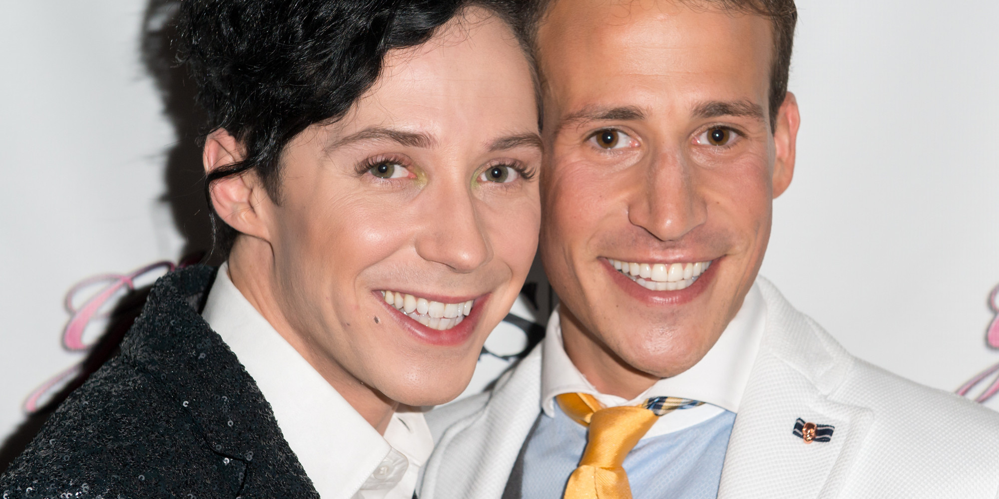Johnny Weir & Victor Weir-Voronov's Birthday Celebration