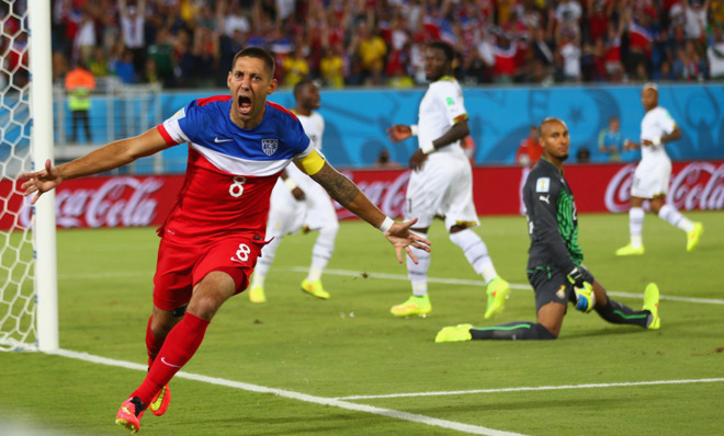 USA World Cup second round advancement scenarios for Group ... Usa Mens Soccer 2014 World Cup