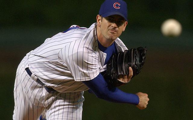 Starting pitcher Mark Prior