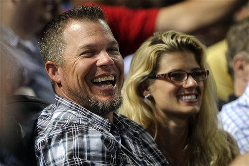 Chipper Jones, Lexi Ray