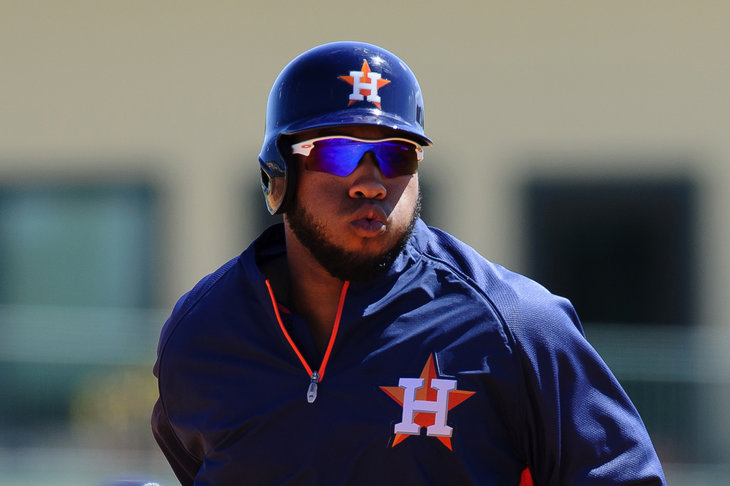MLB: Spring Training-Houston Astros at Miami Marlins