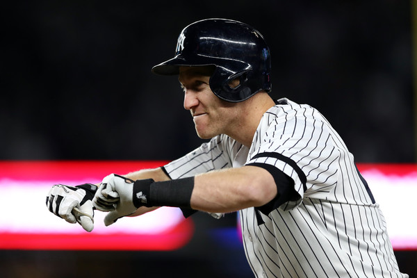 Yankees trade Chase Headley, Bryan Mitchell to Padres