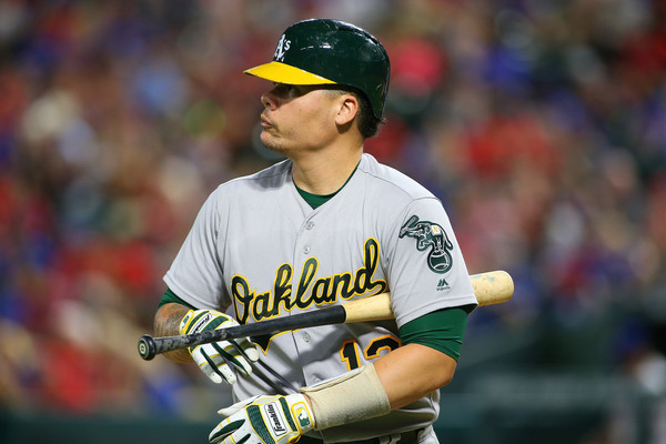 A's catcher Bruce Maxwell will not knee during anthem