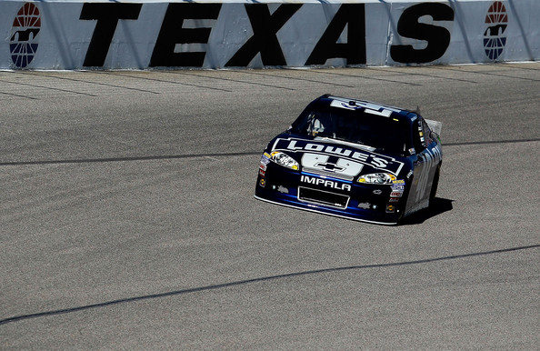 Texas nascar green flag start time pole and starting for Starting lineup texas motor speedway