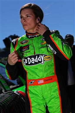 Daytona 500 Qualifying Danica Patrick After Laps