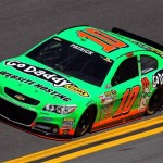 Daytona 500 Qualifying Danica Patrick On Trackwarshaw