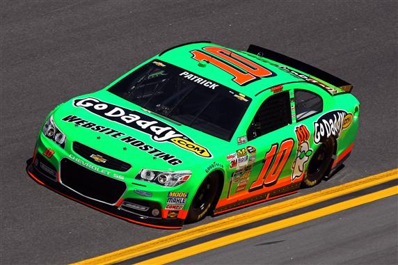 Daytona 500 Qualifying Danica Patrick On Track