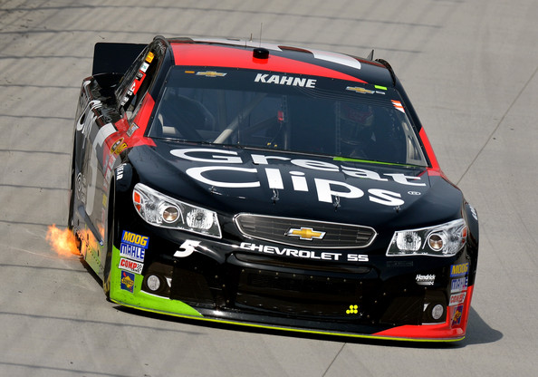 Kasey Kahne Wins Food City 500 Full Race Results From Bristol