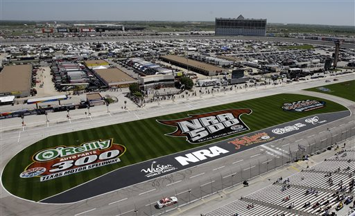 Texas Starting Line Green Flag And Streaming Info For