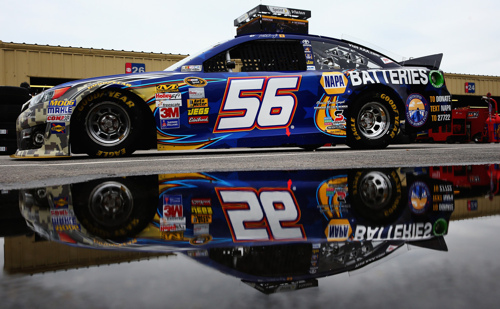 Rob Kauffman Could Provide Support To 56 Car Next Season