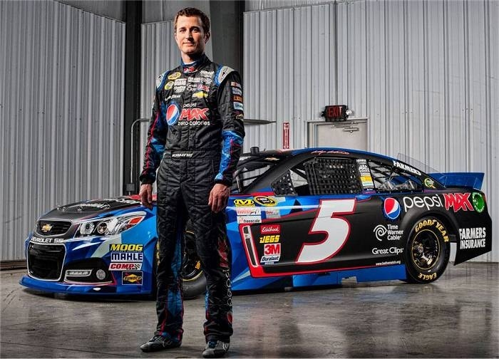 Backpage Com Detroit >> Kasey Kahne driving Pepsi Max paint scheme at Michigan ...