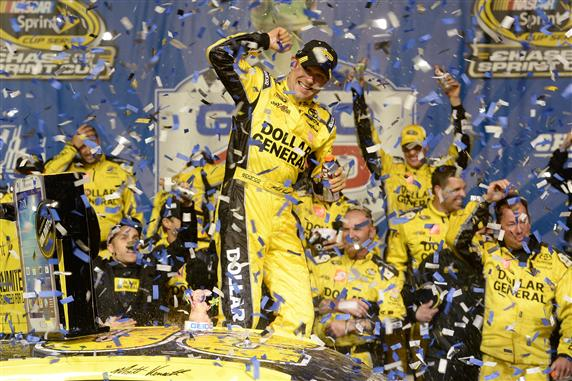 John Harrelson/NASCAR via Getty Images