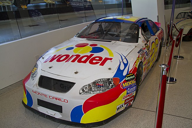 #26 Wonder Bread from Talladega Nights