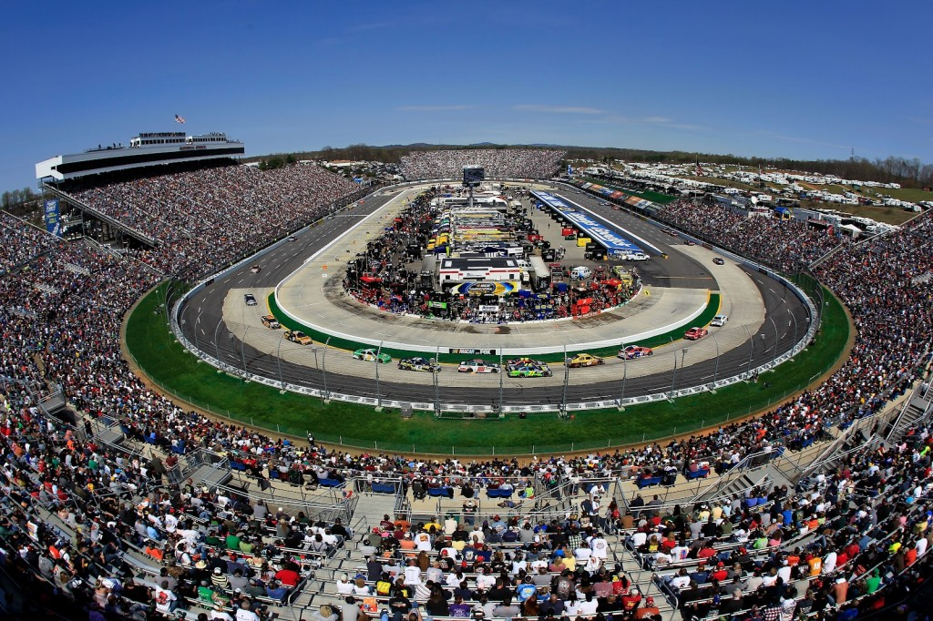 Chris Trotman/Getty Images for NASCAR