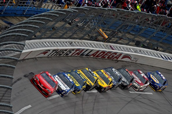 Nascar At Talladega 2013 Weekend Schedule Start Time