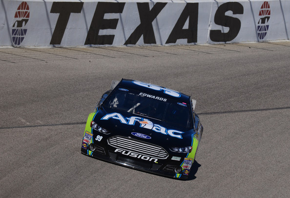 Edwards wins Cup pole at Texas, full qualifying results for AAA Texas