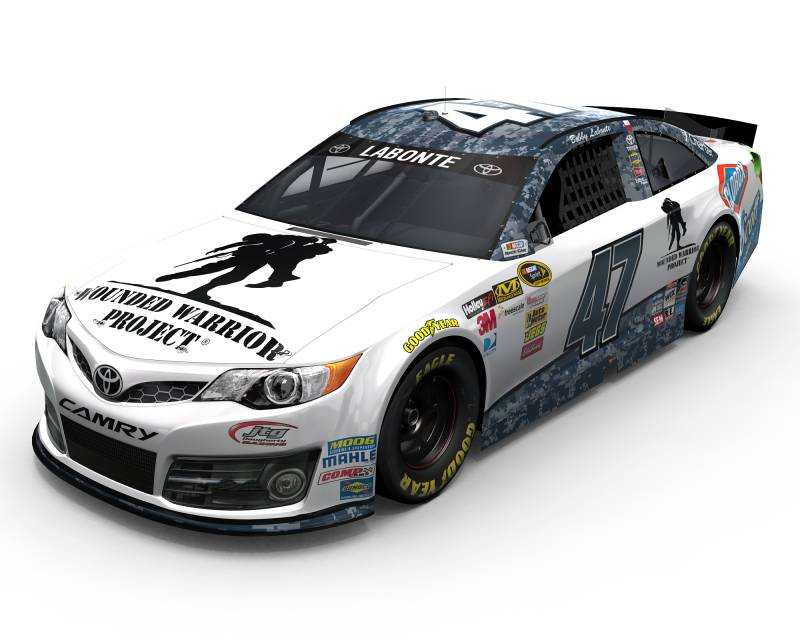 Bobby Labonte's journey behind the wheel of the No. 47 Toyota with