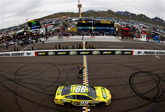 Jeff Zelevansky/Nascar via Getty Images