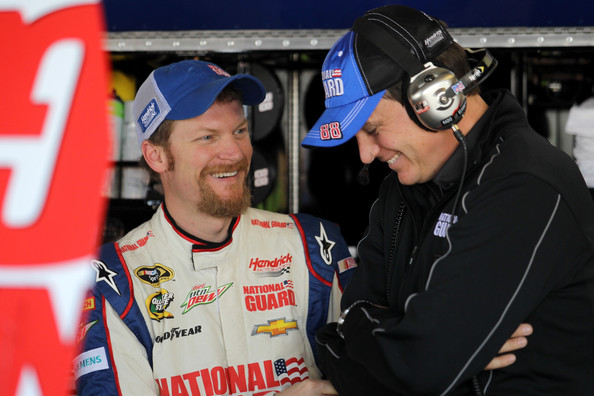 Letarte leaving Earnhardt at end of 2014 season