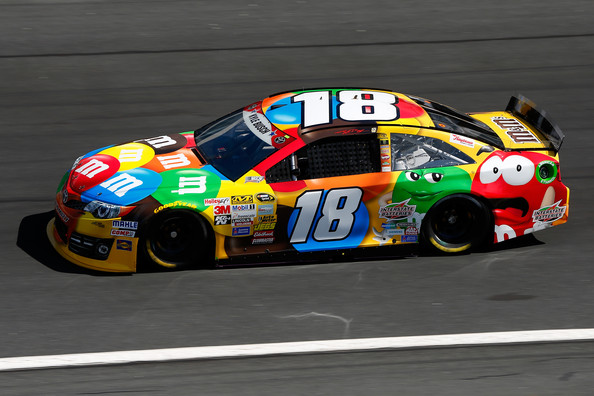 What was kyle busch 39 s best looking car nascar - Pictures of kyle busch s car ...