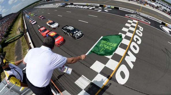 NASCAR at Pocono 2014: Weekend Schedule, Start Time ...