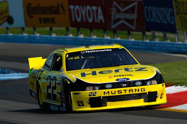 NASCAR Nationwide Series Dodge Challenger