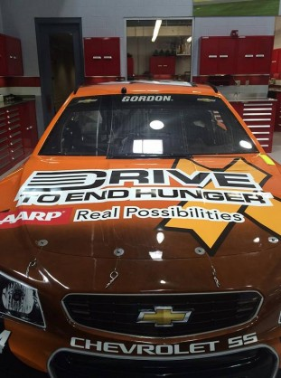 ... for Hunger Month | Tireball NASCAR News, Rumors, Gossip and Opinions