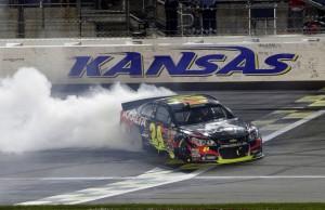 2014 NASCAR Kansas