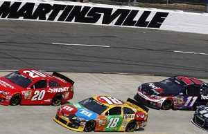 2013 NASCAR Martinsville