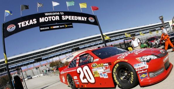 2012 NASCAR Texas