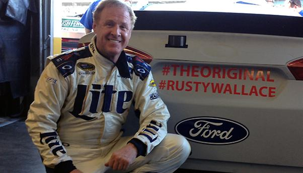 rustywallace