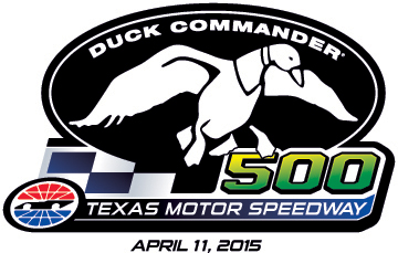 Duck commander 500 nascar starting lineup green flag for Texas motor speedway schedule this weekend