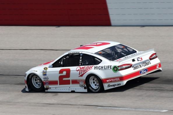 Brad Keselowski on Darlington pole, NASCAR qualifying ...