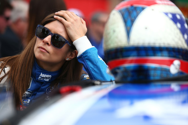 Danica Patrick Has a Ride for the Daytona 500