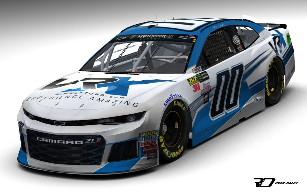 Jeffrey Earnhardt, StarCom Racing Partner for 2018