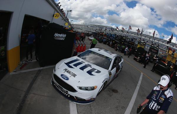 Kurt Busch: Third in Clash at Daytona