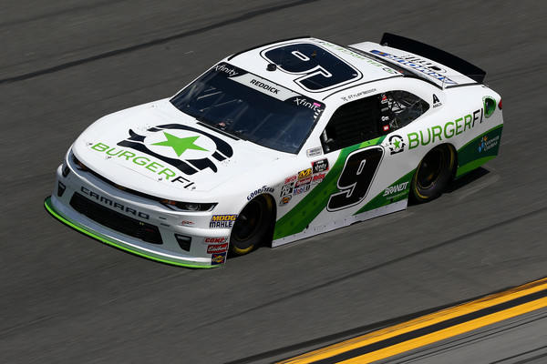 Danica's day at Daytona ends in wreckage