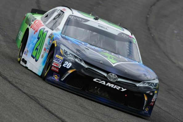 christopher bell wins xfinity series pole at auto club full qualifying results from fontana. Black Bedroom Furniture Sets. Home Design Ideas