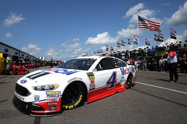 Harvick disappointed with Pocono finish — NASCAR notebook