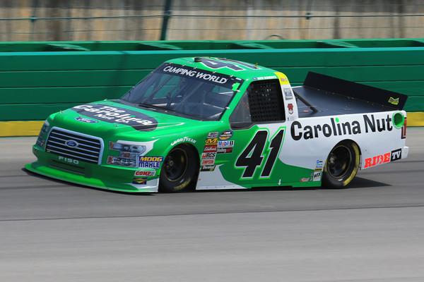 Rhodes wins Truck Series race