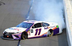 Kevin Harvick wins Gander RV Duel 1 - Tireball NASCAR News, Rumors