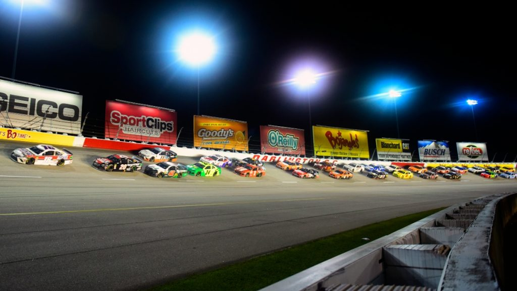 NASCAR heads back to the racetrack May 17