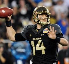 NCAA Football: Fiesta Bowl-Baylor vs Central Florida