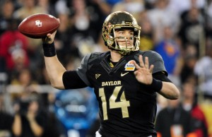 NCAA Football: Fiesta Bowl-Baylor vs Central Florida