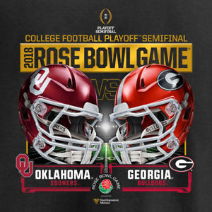 point for vs Oklahoma and Betting Bowl Georgia Rose spread info tv odds AI6Bw1Z1Wq