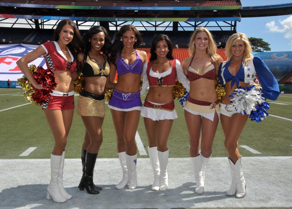 NFL: Pro Bowl-Ohana Day