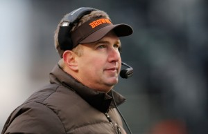 Rob Chud axed by Browns