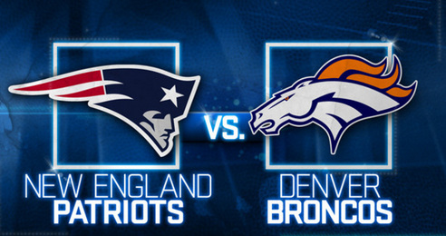 nfl bets against the spread patriots vs broncos score