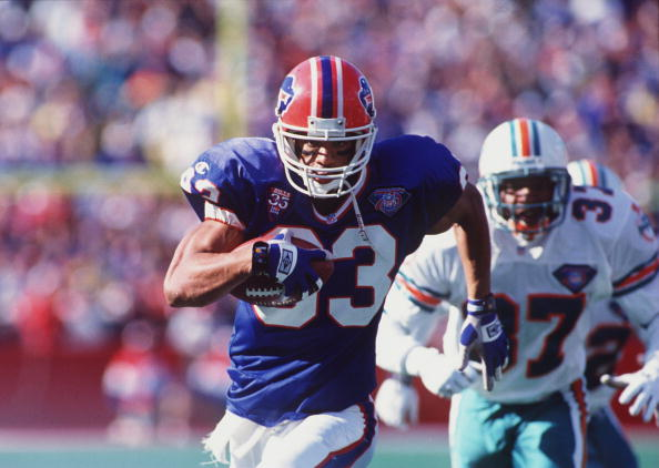 ANDRE REED BILLS