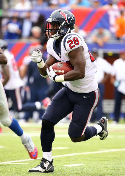Texans expected to have Alfred Blue and Arian Foster on ...
